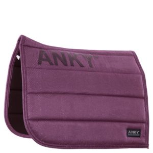 Anky-saddlepad-dressage-Shiny-Purple