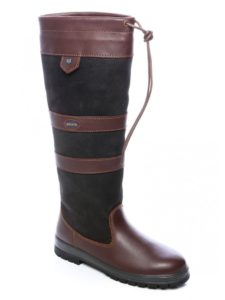 Dubarry_Galway_Boot_Black_Brown