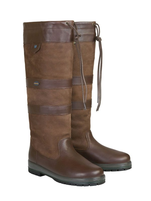 Dubarry_Galway_Boot_Walnut