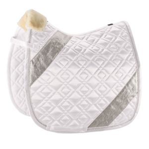 Eskadron-Platium-Saddle-Cloth-white