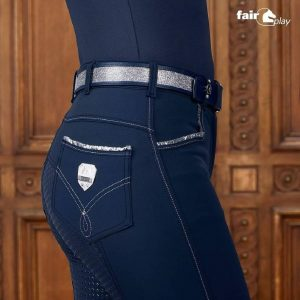 FairPlay-Splendour-Glitter-Belt-Navy