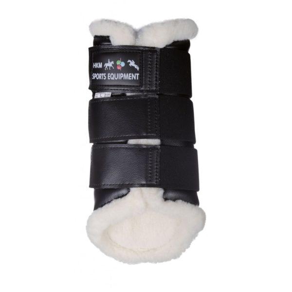 HKM-Comfort-Dressage-Boot-Black