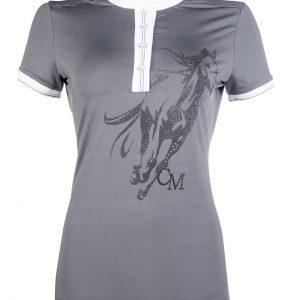 HKM-Competition-Shirt-Grey