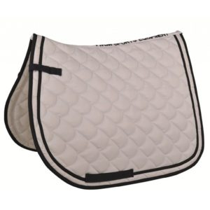 HKM_Ibiza_Saddle_Cloth_White