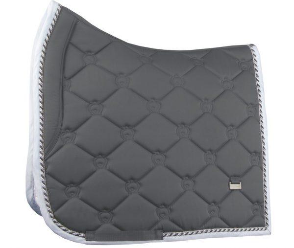 PS of Sweden Dressage Saddle Pad Charcoa