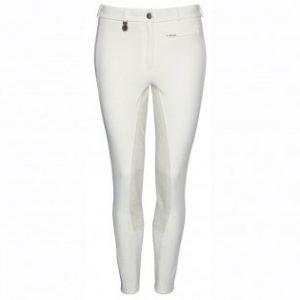 Pikeur-Lugana-Stretch-Breeches-White