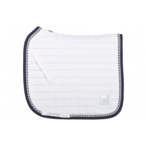 SD-Design-Show-Collection-Saddlepad-White-Navy