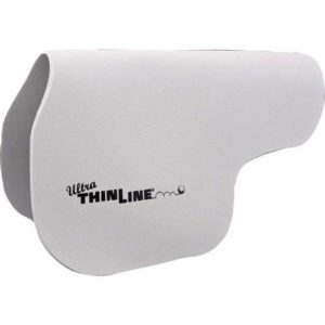 Ultra ThinLine Contour Half Pad White