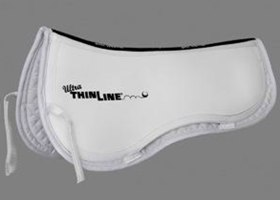 Ultra ThinLine Trifecta Half Pad White