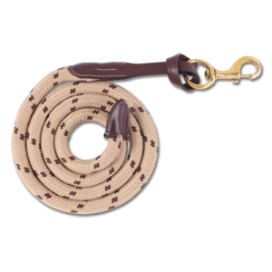 Waldhausen Finesse Lead Rope Brown