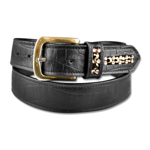 Waldhausen Leather Belt Golden