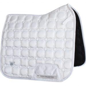 Woof-Wear-Vision-Dressage-Saddle-Pad-White